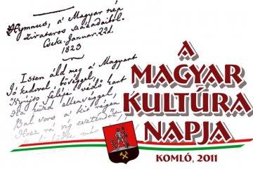 A Magyar Kultúra Napja 2011